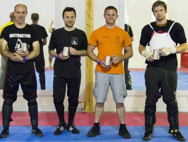 Fight Camp 2013
