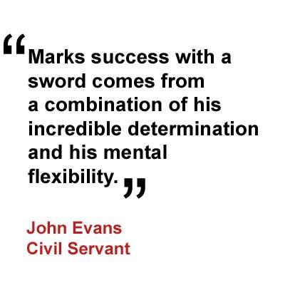 Testimonial John Evans