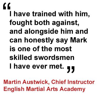 Testimonial Martin Austwick