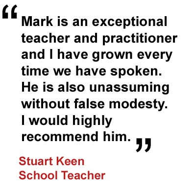 Testimonial Stuart Keen
