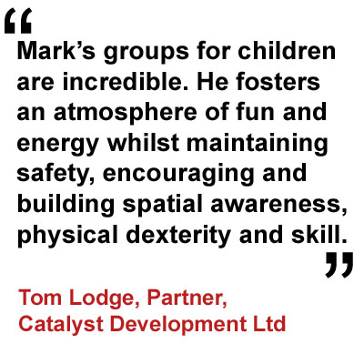Testimonial Tom Lodge